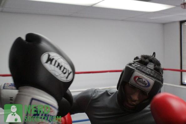 henry melissa  2 2 De La O Training Camp For Long Beach Fight Night