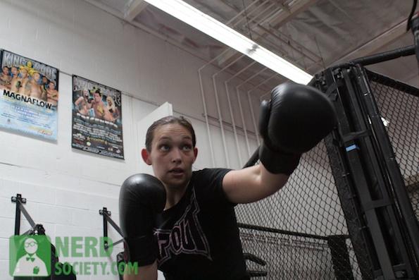 henry melissa  9 2 De La O Training Camp For Long Beach Fight Night