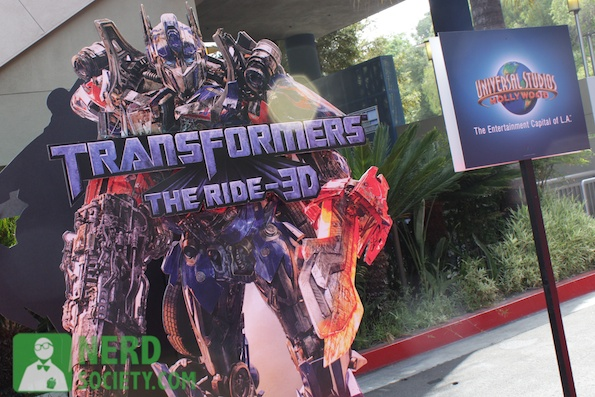 tf theride 1 Transformers: The Ride 3 D Experience At Universal Studios
