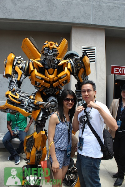 tf theride 51 Transformers: The Ride 3 D Experience At Universal Studios