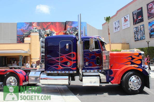 tf theride 8 Transformers: The Ride 3 D Experience At Universal Studios