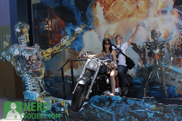 tf theride 9 Transformers: The Ride 3 D Experience At Universal Studios