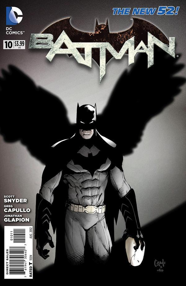 2400445 batman 10 cover 1000 super Weekly Comic Picks & Dud