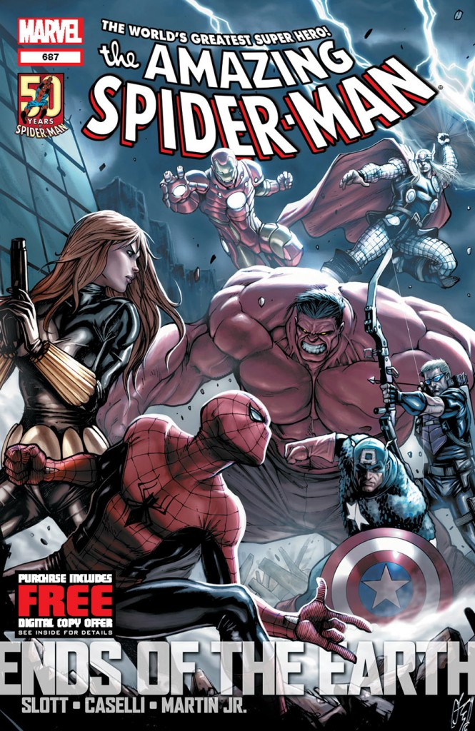 Amazing Spider Man Vol 1 687 Textless 665x1024 Weekly Comic Picks & Dud