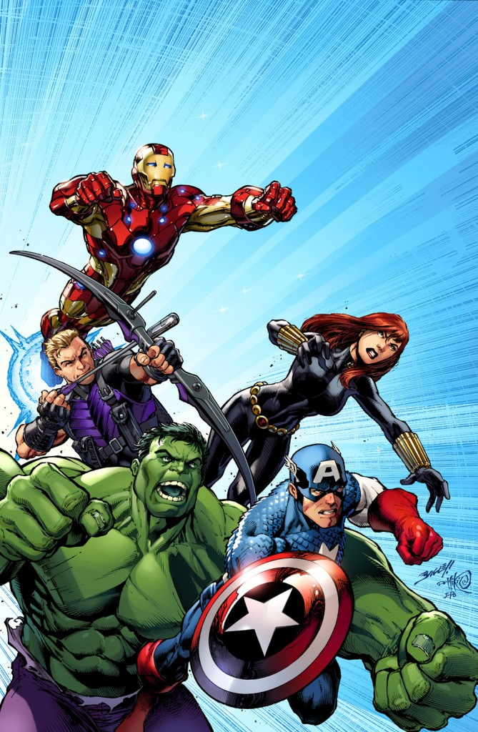 AvengersAssemble 1 669x1024 Avengers: Earths Mightiest Heroes Canceled, Ultimate Spider Man Season 2 Announced