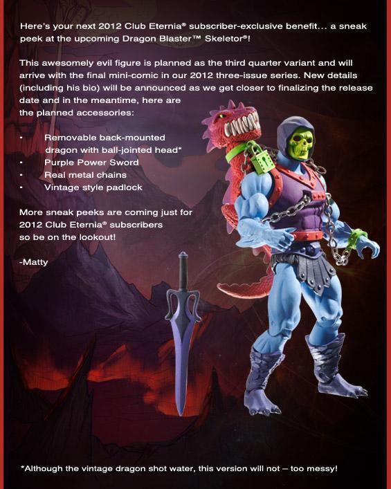 DB Skeletor Dragon Blaster Skeletor!
