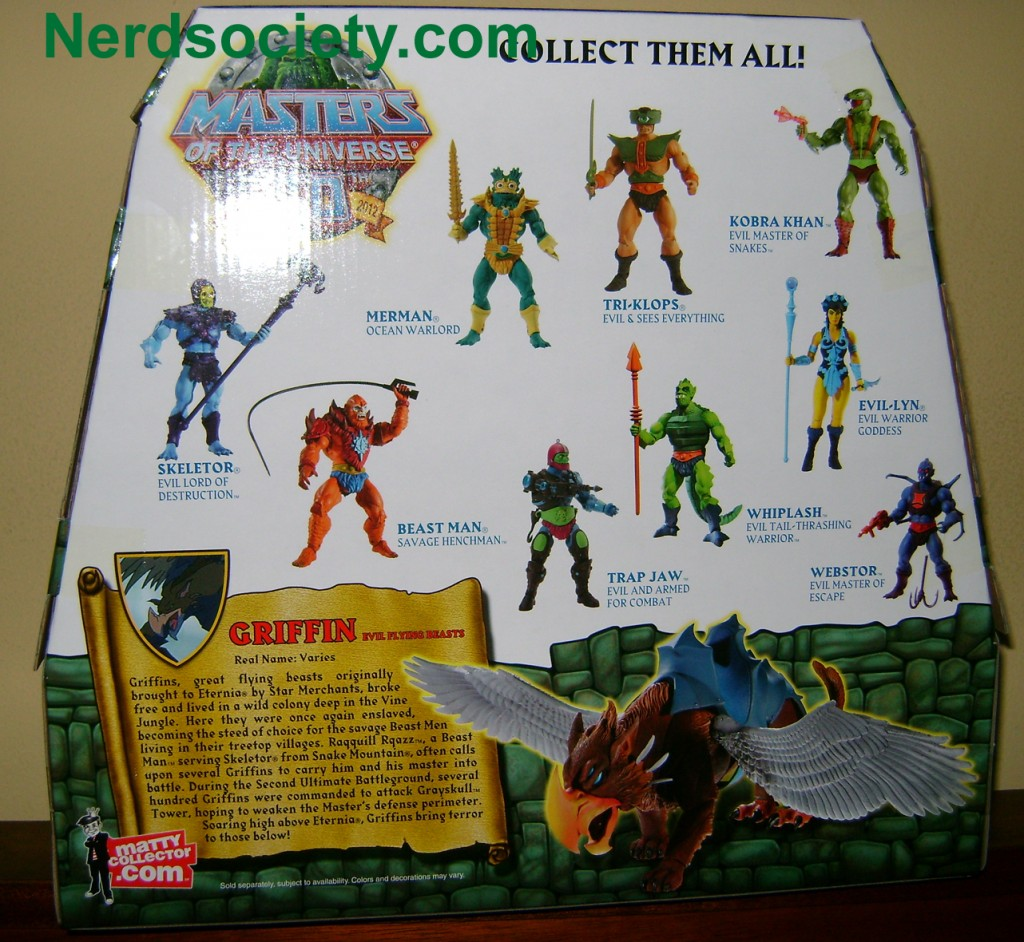 GR 2 1024x942 Thirty Years of MOTU: Jun  Griffin, Horde Prime and Snake Man At Arms!