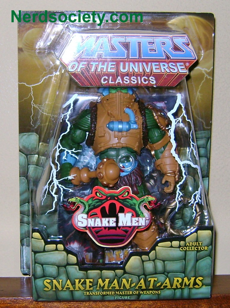 SMAA 1 765x1024 Thirty Years of MOTU: Jun  Griffin, Horde Prime and Snake Man At Arms!