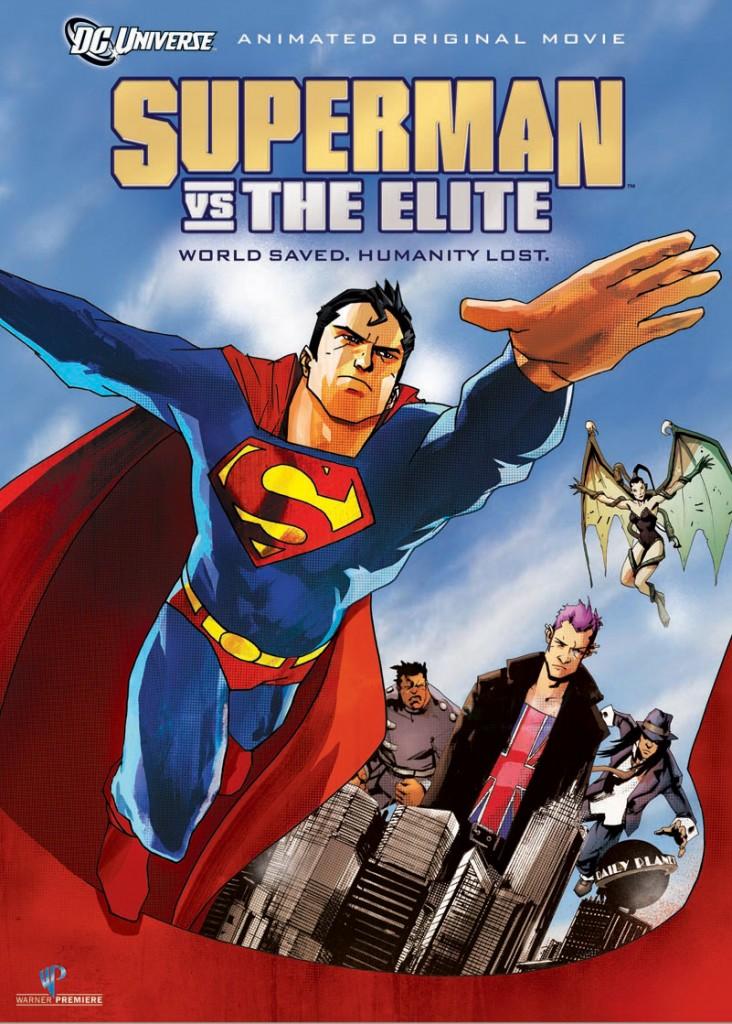 SupermanElite1 732x1024 Movie Review: Superman vs The Elite