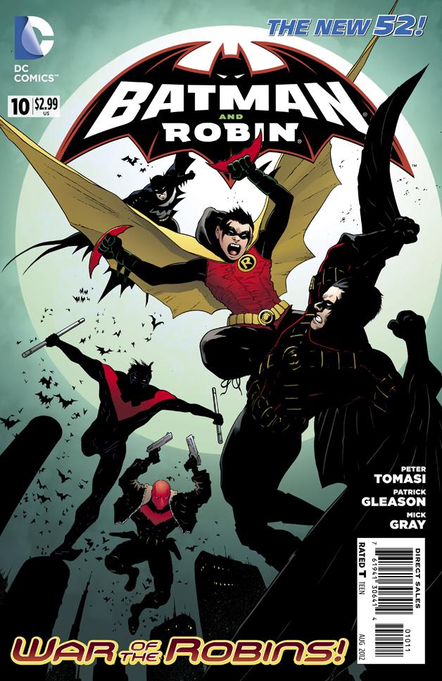 batmanrob10cover628 Weekly Comic Picks & Dud
