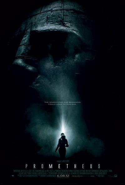 prometheus Movie Review: Prometheus