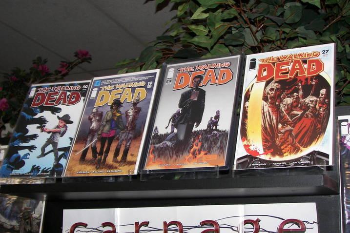 walking6 The Walking Dead Season 3 News & Spoilers