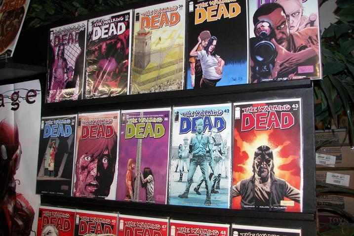 walking9 The Walking Dead Season 3 News & Spoilers