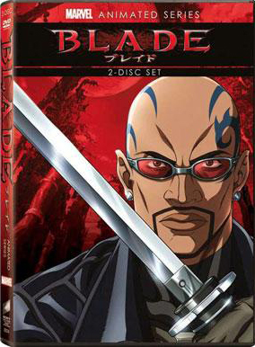 Blade 1 Blade Anime: DVD Review!