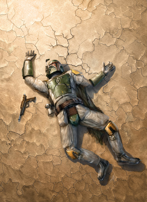 Boba Fett Is Dead Blood Ties Star Wars Comic Review: Star Wars: Blood Ties: Boba Fett is Dead