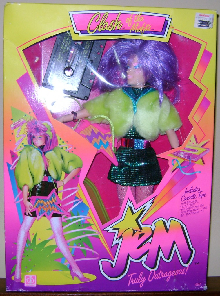 Clash 11 759x1024 Glitter n Gold Jem And Clash—Jem And The Holograms And The Misfits!