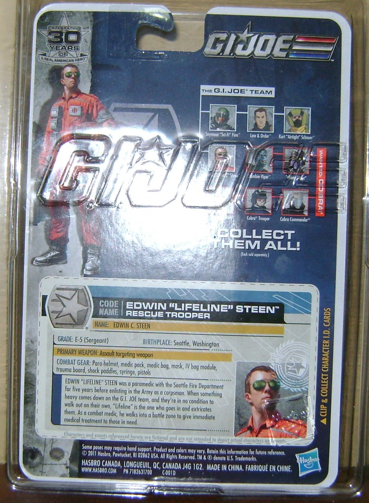 LL 2 751x1024 Bitch'in Toy Review: G.I. Joe 30th—Last Chance!