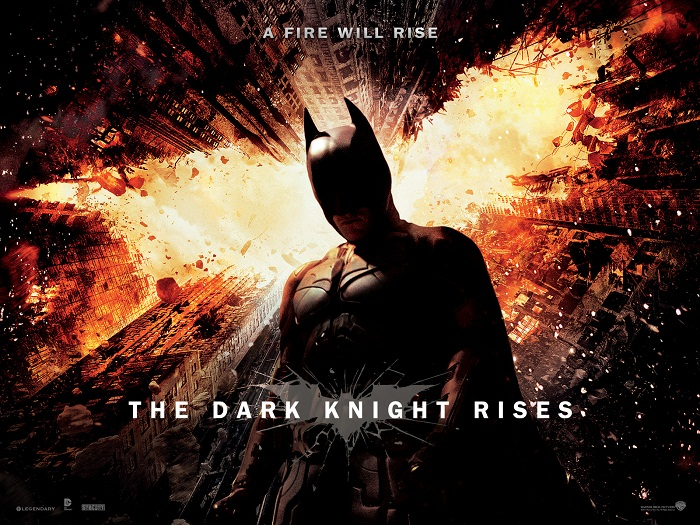 TDK P3 1600 The Dark Knight Rises Review (Minor Spoilers!!!)
