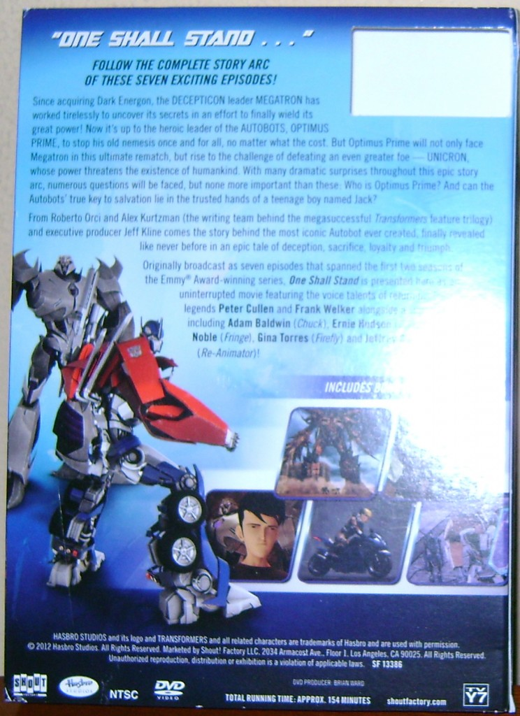 TF Prime 2 744x1024 Transformers Prime  One Shall Stand: DVD Review!