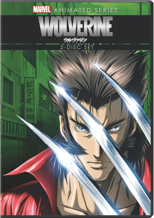 Wolverine Wolverine: The Anime DVD Review!