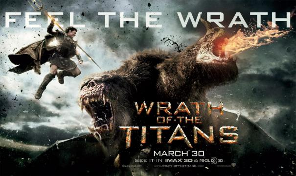 Wrath of the Titans 2 Blu ray Review: Wrath Of The Titans