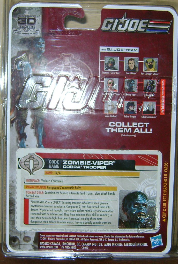 ZV 2 688x1024 Bitch'in Toy Review: G.I. Joe 30th—Last Chance!