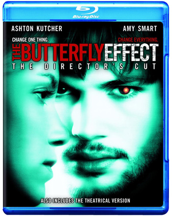 butterfly Blu ray Review: Butterfly Effect