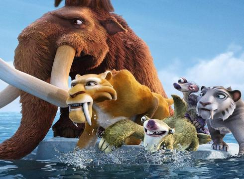 ice age Movie Review: Ice Age: Continental Drift