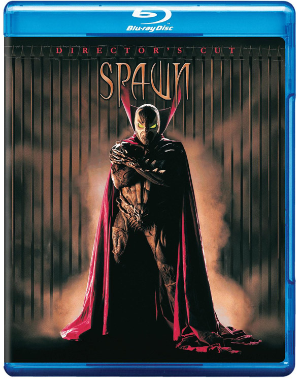 spawn blu Blu ray Review: Spawn   Directors Cut