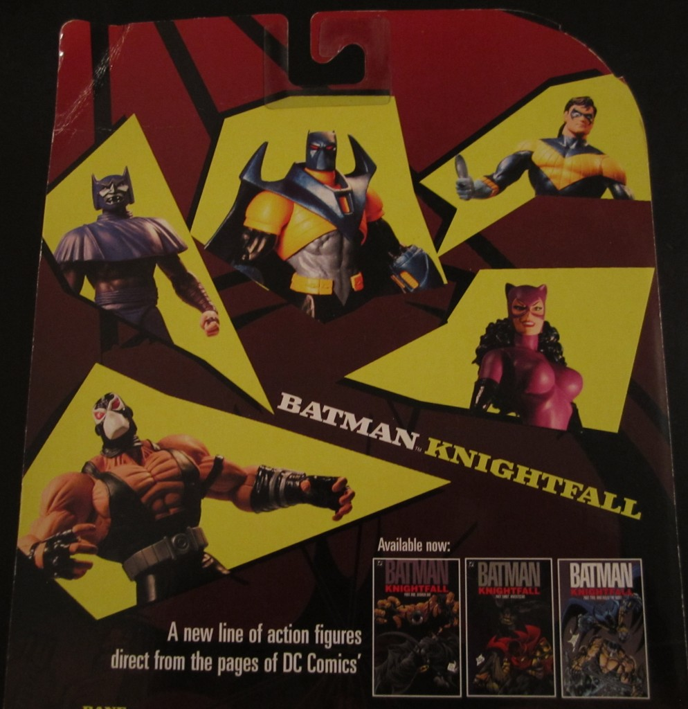 003 994x1024 Girls Who Rule! Knightfall Catwoman
