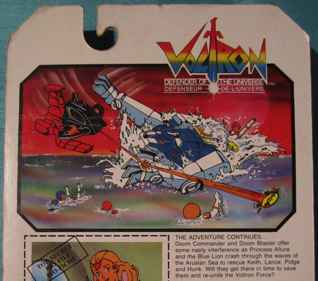 011 1024x906 Vintage Toy of the Month! Voltrons Allura