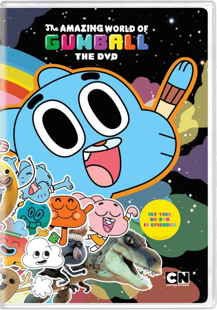 Gumball 1 719x1024 The Amazing World Of Gumball: DVD Review!