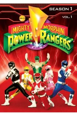 Power Rangers DVD Review: Mighty Morphin Power Rangers: Season One, Voume One