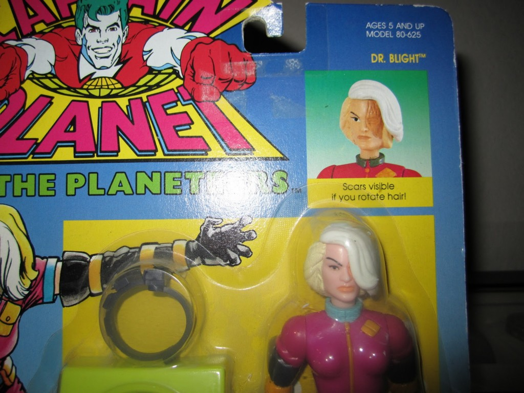 007 1024x768 Vintage Toy of the Month! Captain Planets Dr. Blight!