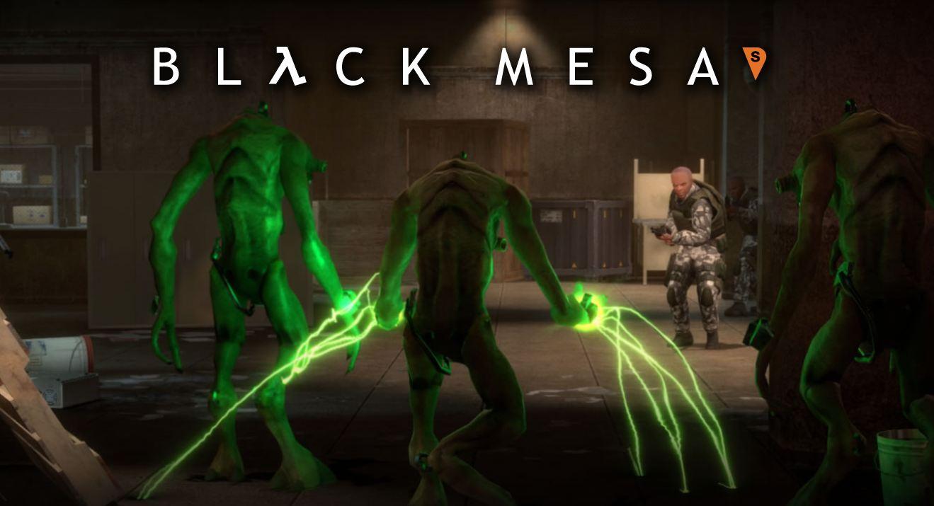 Black Mesa Homepage Black Mesa First Impressions