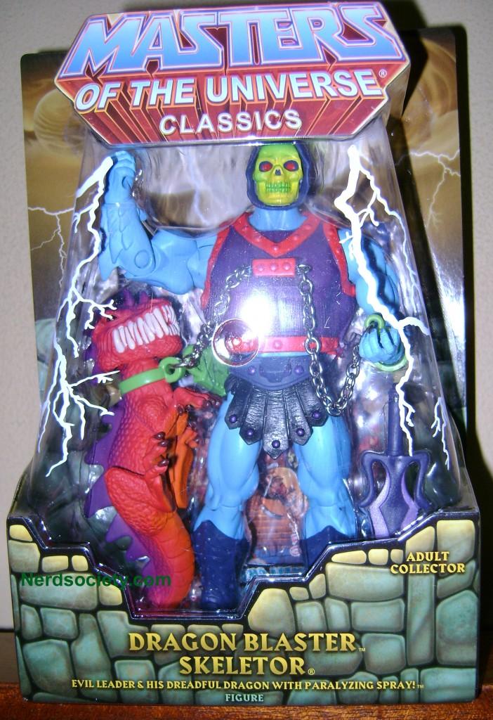 DB Skel 1 702x1024 Thirty Years Of MOTU: Sept  Dragon Blaster Skeletor, Mekaneck And The Snake Men!