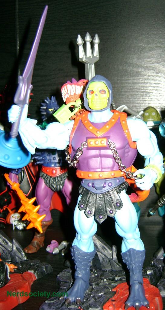 DB Skel 2 546x1024 Thirty Years Of MOTU: Sept  Dragon Blaster Skeletor, Mekaneck And The Snake Men!
