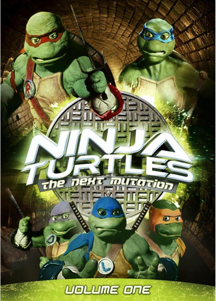 NTTNM1 737x1024 Ninja Turtles: The Next Mutation DVD Review!