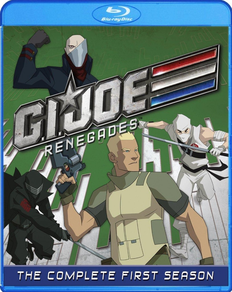 Renegades Bluray 815x1024 G.I. Joe Renegades: Blu ray Review!