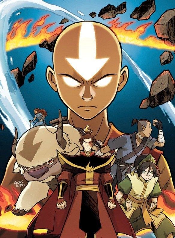 avatar promise part 3 avatar the last airbender 31080223 584 8111 Comic Review: Avatar TLA The Promise