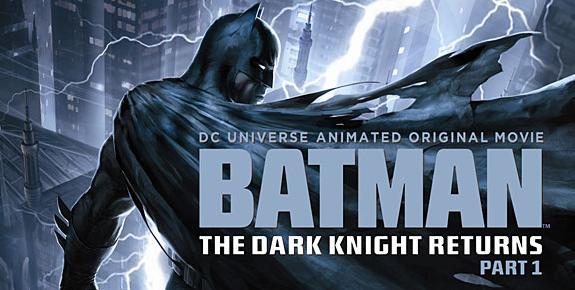 dc product darkknightreturns anim partI Movie Review: Batman The Dark Knight Returns Part 1