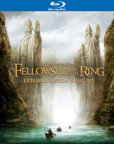 fotr thumb Blu Ray Review:  LOTR Fellowship of the Ring – Extended Edition 5 Disc Set