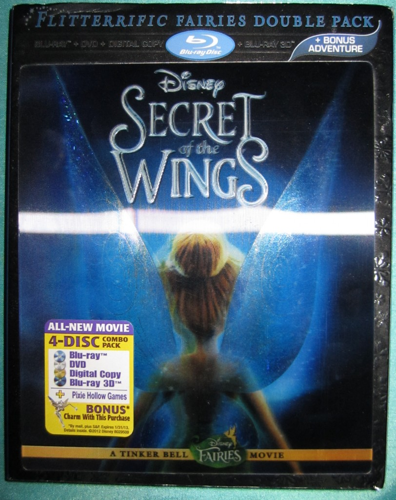 017 812x1024 Blu Ray Review: Disney Fairies Secret of the Wings