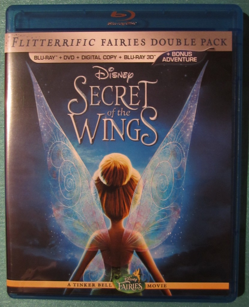 0191 830x1024 Blu Ray Review: Disney Fairies Secret of the Wings