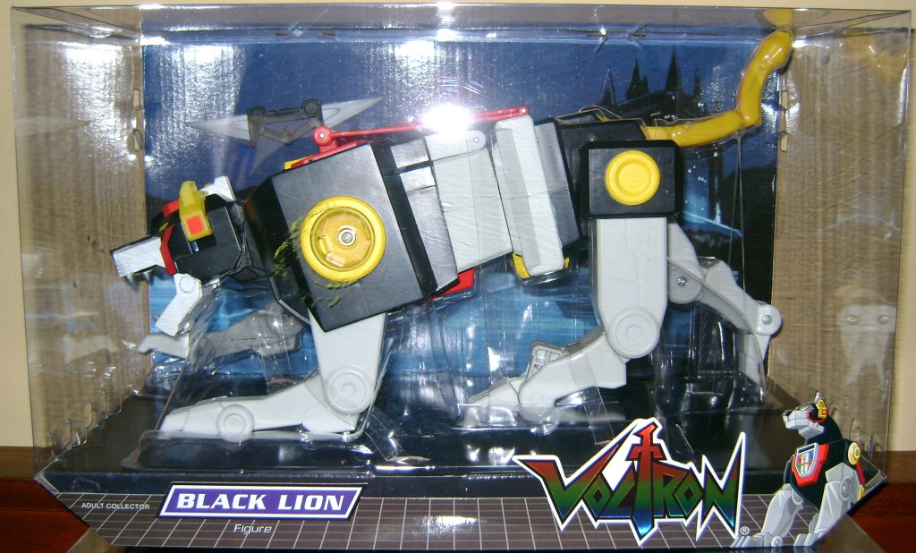 Blk 1 1024x618 Voltron Classics: Black Lion And Voltron!
