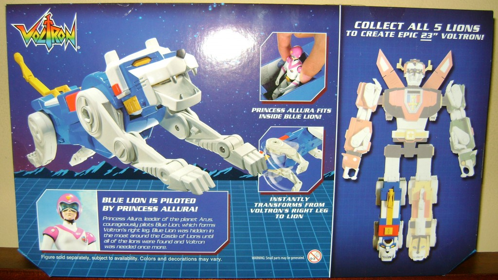 Blu 2 1024x576 Voltron Classics: Red And Blue Lion!