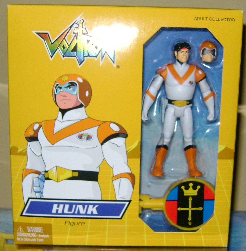 Hunk 1 1004x1024 Voltron Classics: Green And Yellow Lion!