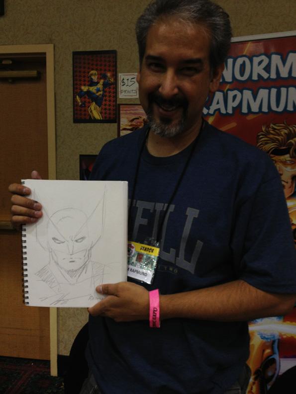 IMG 2292 Las Vegas Comic Expo Report