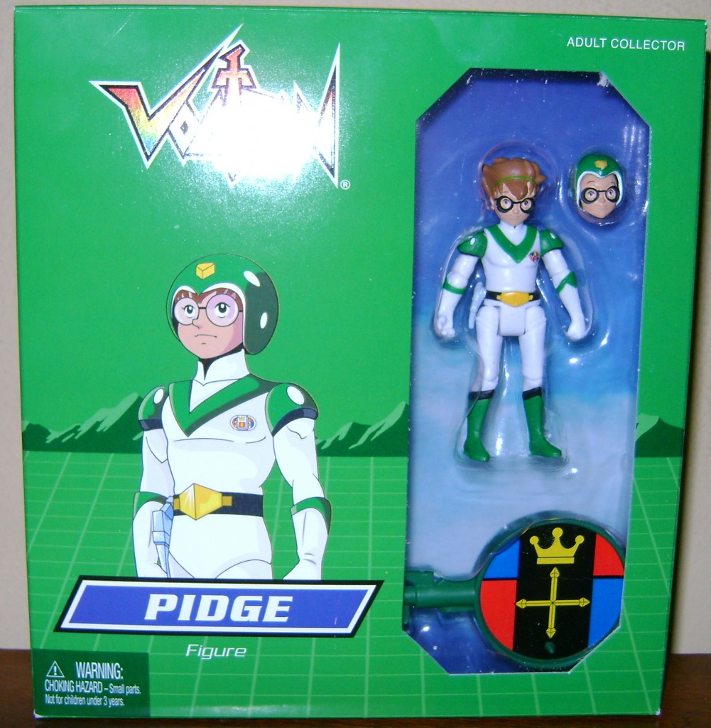 Pidge 1 1001x1024 Voltron Classics: Green And Yellow Lion!