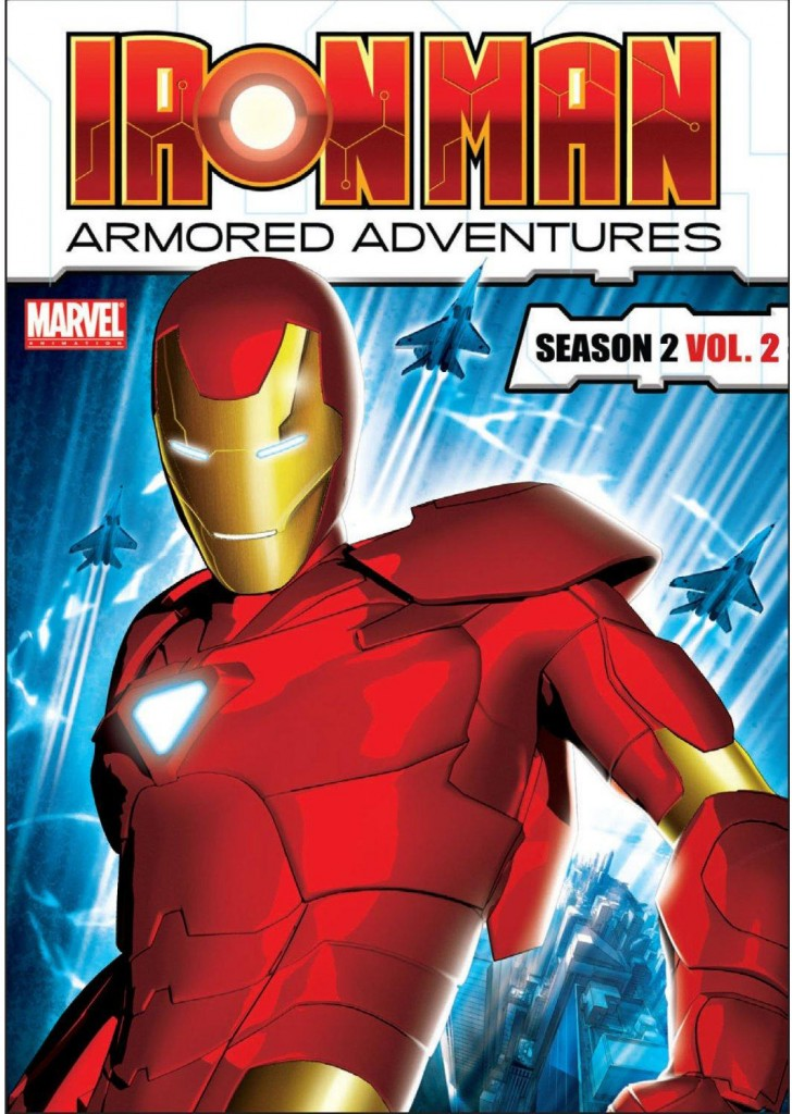 iron man aa 728x1024 Iron Man: Armored Adventures  DVD Review!